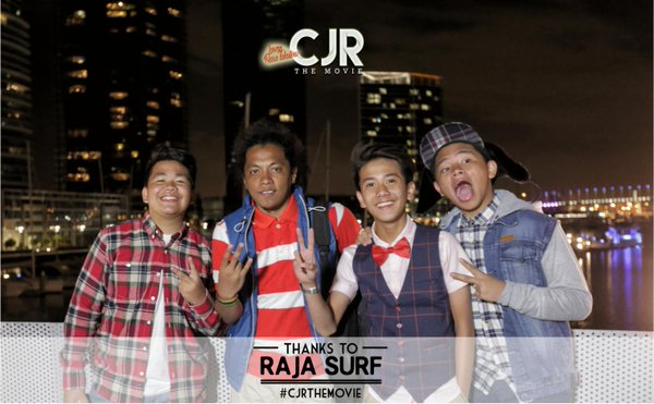 cjr the movie